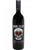 Chronic Cellars Purple Paradise Paso Robles 2013 14.5% ABV 750ml