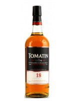 Tomatin 18yr Highland Single Malt 46% ABV  750ml