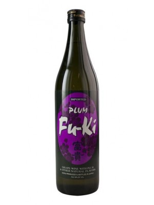 Fu-Ki Plum 9% ABV 750ml