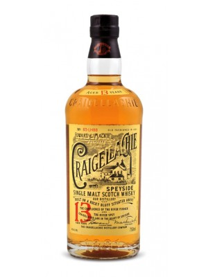 Craigellachie 13yr Single Malt Speyside 46% ABV 750ml