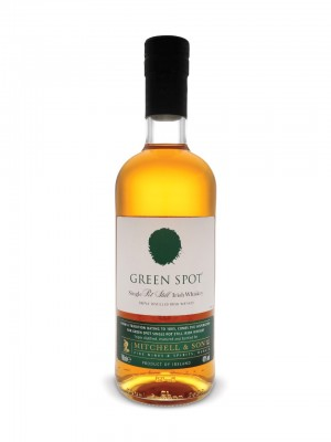 Green Spot Irish Whiskey 40% ABV 750ml