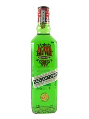 Agwa de Bolivia Coca Herbal Liqueur Holland 30% ABV 750ml