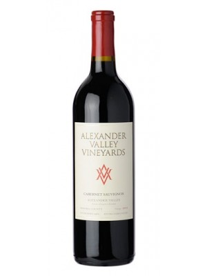 Alexander Valley Vineyards Cabernet Sauvignon Alexander Valley 2014 13.9% ABV 750ml