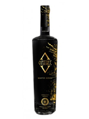 Artist Vodka Master Series Organic Washington State 40% ABV 750ml