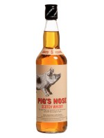 Pig's Nose 5 yr Blended Scotch Whisky 40% ABV 750ml