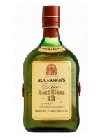 Buchanan's De Luxe 12 year Blended Scotch Whisky  750ml