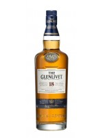 Glenlivet  18 Year Single Malt Scotch Whisky 43% ABV 750ml