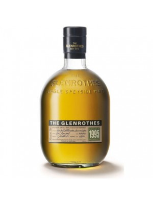 Glenrothes Speyside Single Malt Scotch Whisky 1995 43% ABV 750ml