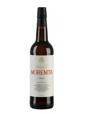 Morenita Cream Sherry 17% ABV 750ml