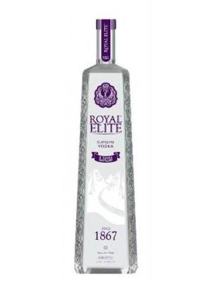 Royal Elite Supreme Vodka 8 Times Distilled 40% ABV 750ml
