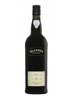 Blandy's 5yr Medium Rich Bual Madiera 19% ABV 750ml