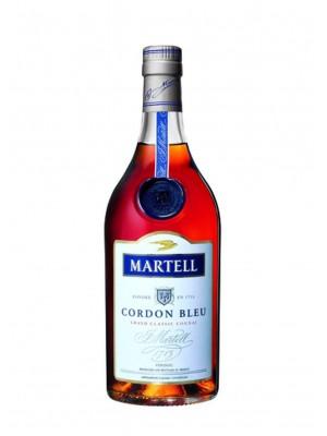 Martell Cordon Bleu 40% ABV 750ml