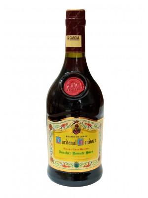 Cardenal Mendoza Solera  Gran Reserva Brandy  Spain 40% ABV  750ml