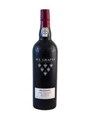 Graham's Six Grapes Reserve Porto 19.5% ABV 750ml