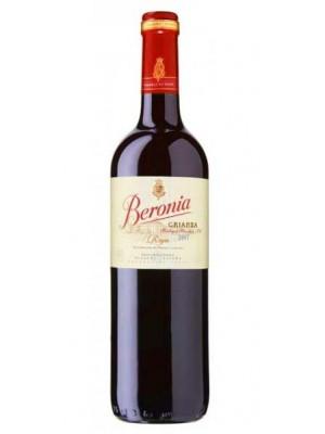 Beronia Crianza Rioja 2008 13.5% ABV 750ml
