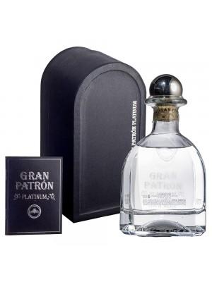 Gran Patron Platinum 40% ABV 750ml
