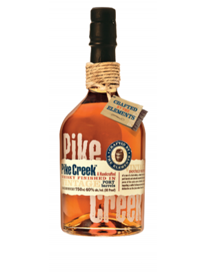 Pike Creek Canadian Whisky 40% ABV 750ml