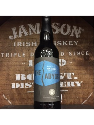 The Abyss 100% Aged in Rum Barrels