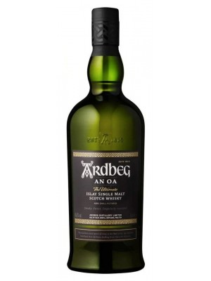 Ardbeg An OA Islay Single Malt 46.6% ABV 750ml