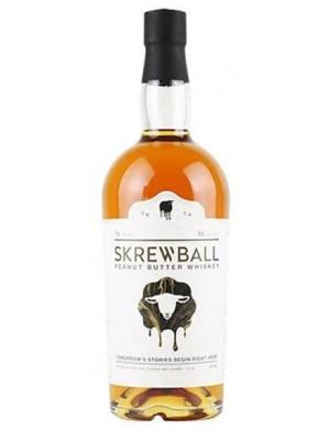 Skrewball Peanut Butter Whiskey 35% ABV 750ml