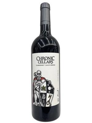 Chronic Cellars Cabernet Sauvignon Sir Real 2019 14.3% ABV 750ml