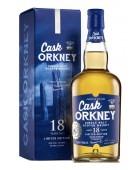 Cask Orkney 18yr Single Malt 46% ABV 750ml