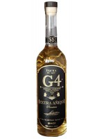 Tequila G4 Extra Anejo 45% ABV 750ml