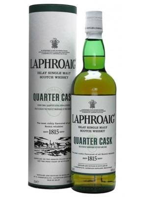 Laphroaig Quarter Cask slay Single Malt 48% ABV 750ml