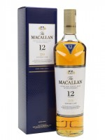 Macallan 12yr Double Cask Highland Single Malt  43% ABV 750ml