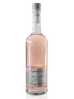 Cien Rifles Tequila Blanco Rosa 40% ABV 750ml