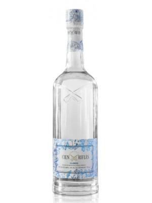 Cien Rifles Tequila Blanco 40% ABV 750ml