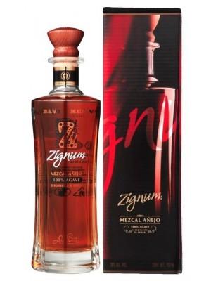 Zignum Mezcal Anejo 40% ABV 750ml