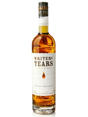 Writers Tears Copper Pot Irish Whiskey 40% ABV 750ml