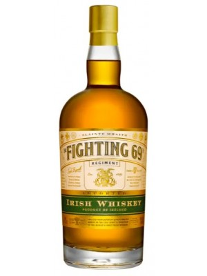 The Fighting 69th Irish Whiskey 40% ABV 750ml