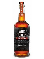 Wild Turkey Spiced Kentucky Straight Bourbon Whiskey 43% ABV 750ml