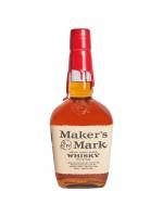 Maker's Mark Kentucky Straight Bourbon Whisky 45% ABV 750ml