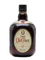 Old Parr 12yr Blended Scotch  40% ABV 750ml