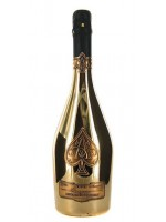 Armand de Brignac Brut Gold Champange Ace of Spades Non Vintage Reims France 13% ABV 750ml