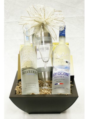 B-12 Vodka Basket