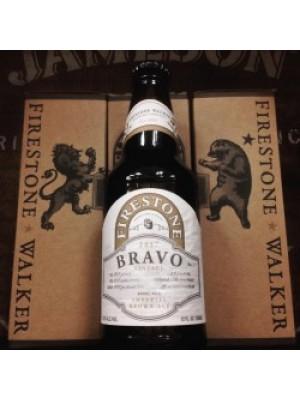 Firestone Walker Bravo 2017 Barrel Aged Imperial Brown Ale 12oz 13.2% ABV