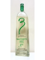 Bafferts Mint Flavored Gin 40% ABV 750ml