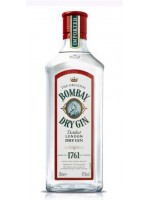 Bombay London Dry Gin 43% ABV 750ml