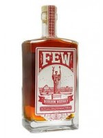 FEW Spirits Bourbon Whiskey Illinois 46.5% ABV  750ml