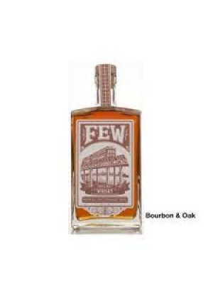 FEW SINGLE MALT WHISKEY 750ml