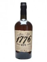 James Pepper 1776 Straight Bourbon 50% ABV 750ml