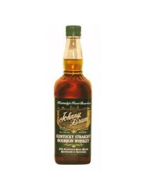 Johnny Drum Old Fashioned Sour Mash Bourbon 40% ABV  750ml