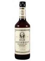 Old Overholt Straight Rye Whiskey 750ml.