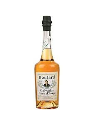 Boulard Calvados pays d'Auge VSOP 40% ABV  750ml