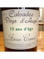 Adrien Camut Calvados 12 year 40% ABV 750ml