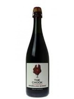 The Chook Sparkling Shiraz South Australia 13% ABV 750ml